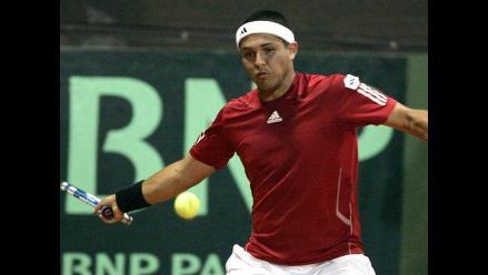 Duilio Beretta perdió ante Diego Galeano e igualó serie en Copa Davis