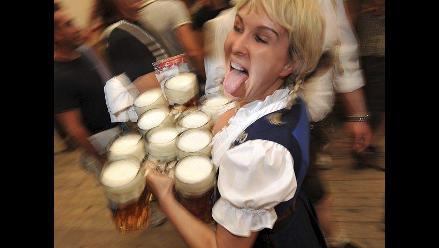 Más de 6 millones de personas participarán en el Oktoberfest 2011