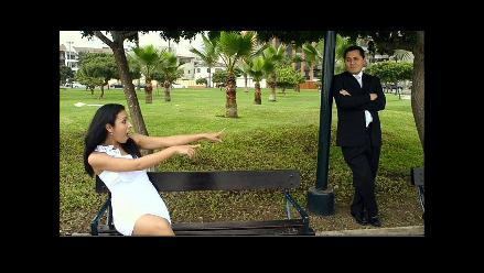Novios protagonizan video viral con tema The Time de Black Eyed Peas