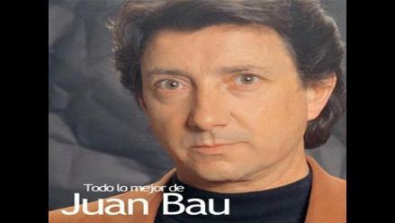 Juan Bau grabó temas con Eva Ayllón sin conocerla personalmente