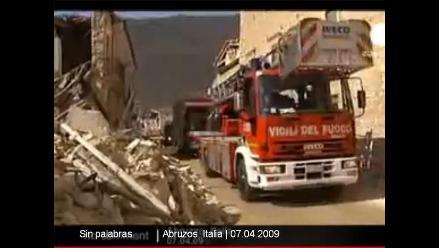 Científicos italianos serán enjuiciados por no predecir terremoto