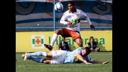 Postales que nos dejó el empate 0-0 de Sporting Cristal contra Inti Gas
