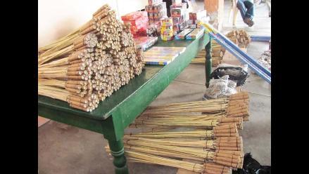 Áncash: Inspeccionan talleres pirotécnicos tras explosión en Carhuaz