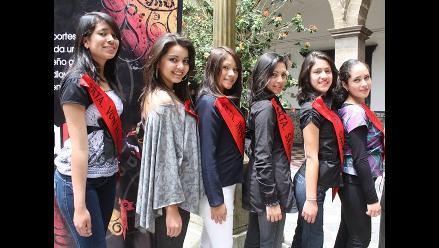 Cajamarca: Bellas adolescentes disputan el cetro ´Miss Juventud 2011´