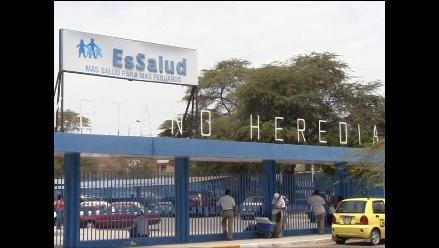 Piura: Hospital Regional Cayetano Heredia afectado por corte de agua