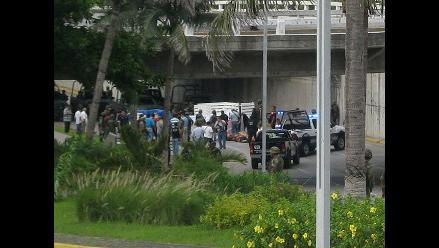 Hallan 35 cadáveres abandonados en puerto de Veracruz
