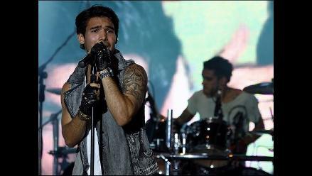 Ádammo pide apoyo a sus fans para triunfar en MTV Europe Music Awards