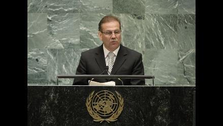 Perú se compromete a reforzar prevención de enfermedades ante la ONU