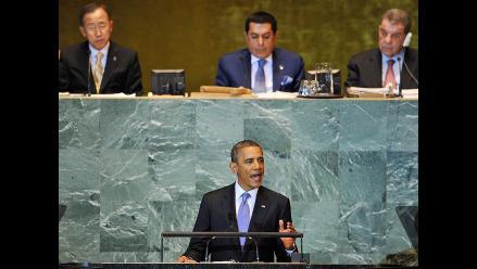 Autoridades debaten en la 66° Asamblea General de las Naciones Unidas