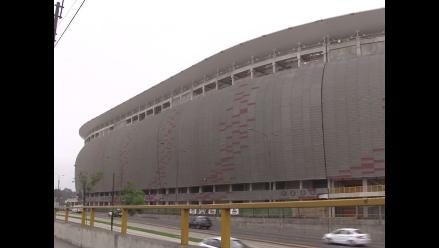 Video: Estadio Nacional no está listo para el Perú vs Paraguay