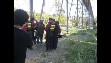 Arequipa: Agricultores encontraron cuerpo de sexagenario en fundo