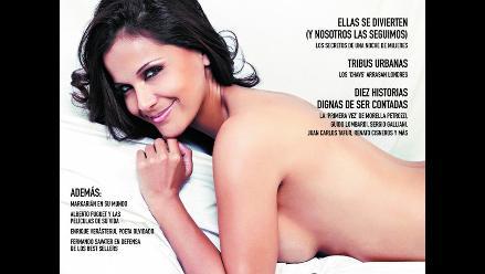 Mónica Sánchez no se considera una mujer sexy