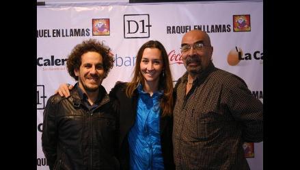 Andrés Dulude emocionado por su debut en el teatro con