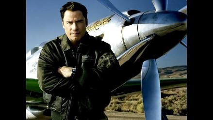 John Travolta compró jet para llevar a su familia alrededor del mundo