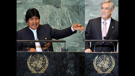 Piñera a Evo Morales: ´No hay asuntos territoriales pendientes´