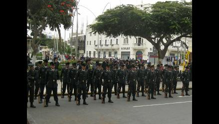 Chiclayo: Policías de patrullaje a pie no recibieron rancho
