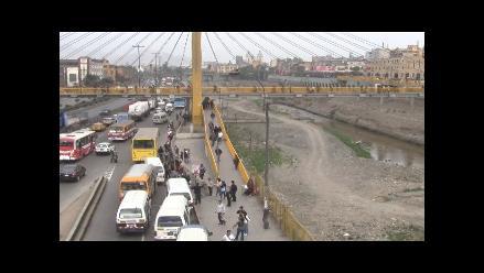 Calles peligrosas: La delincuencia se apodera del Cercado de Lima