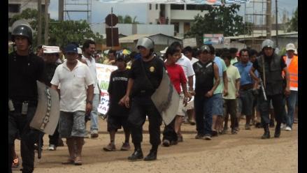 Ica: Declaran ilegal la huelga de mineros de Shougang Hierro Perú