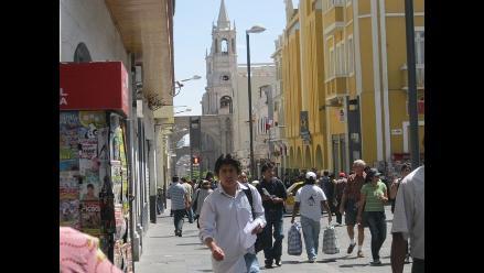 Arequipa, una ciudad con alta radiación solar