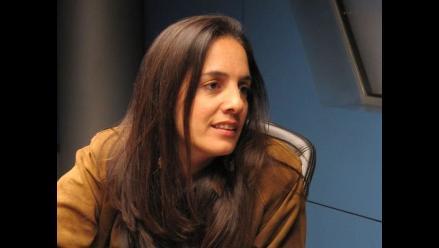 Patricia del Río se despide de conducción de Letras en el tiempo