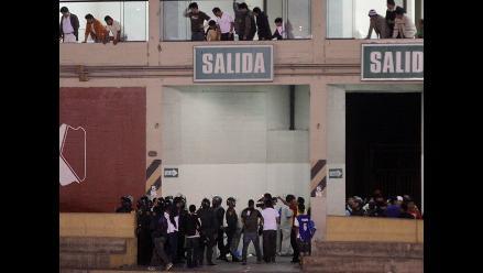 Recuerde los hechos de violencia ocurridos en el estadio Monumental