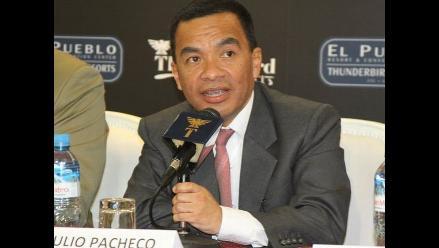 Julio Pacheco: Los palcos son privados y la ´U´ no tiene acceso a ellos