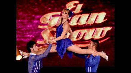 Bailes espectaculares sacudieron la octava gala de El Gran Show