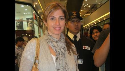 Bárbara Cayo: Yo me enamoré de David porque es un buen hombre