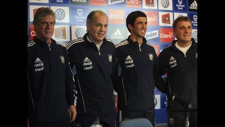 Alejandro Sabella presenta convocatoria para clásico ante Brasil