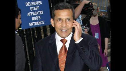 Presidente Humala califica de muy fructífero su viaje a Estados Unidos