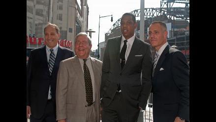 Los Nets de Nueva Jersey pasarán a llamarse Nets de Brooklyn