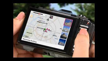Casio lanza su nueva cámara fotográfica con tecnología GPS