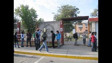 Arequipa: Trabajadores de la UNSA acatan paro indefinido