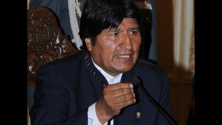 Evo Morales suspende carretera que generó protesta indígena en Bolivia