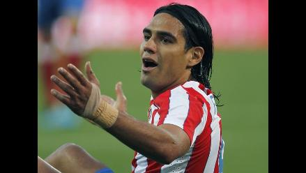 Radamel Falcao: ´Mi rendimiento no depende de lo que pagaron por mí´
