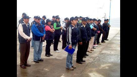 Capacitan a inspectores para hacer cumplir normatividad pesquera en Ica
