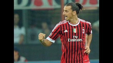 Milan derrotó al Viktoria Plzen por el grupo H de la Liga de Campeones