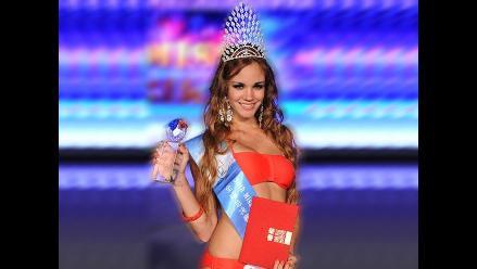 Giselle Patrón se llevó el segundo lugar del Miss Bikini Internacional
