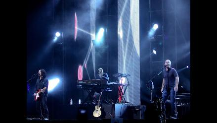 Fotos: Tears for Fears sacudió la explanada del estadio Monumental
