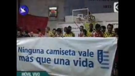 Así se paró la violencia en el deporte en Uruguay