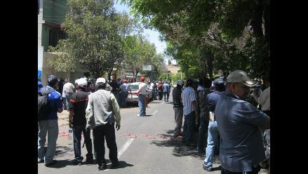 Arequipa: Mineros de Cerro Verde iniciaron paralización indefinida