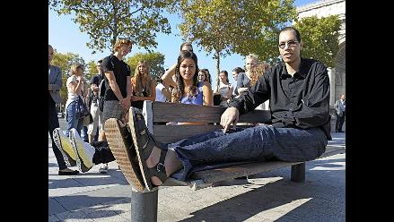 Marroquí es el nuevo Record Guinness de los pies más grandes del mundo