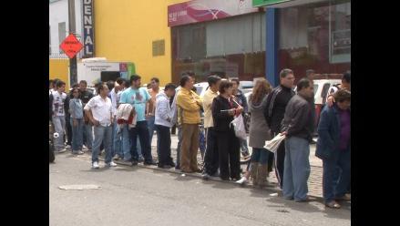 Manuel Burga pide disculpas por inconvenientes en venta de entradas