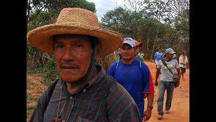 Bolivia: indígenas reanudan marcha por la Amazonía