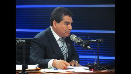Amado Romero: Renunciaré a inmunidad parlamentaria cuando me denuncien
