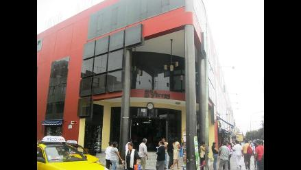 Dan ultimátum a centros comerciales ubicados en el cercado de Trujillo