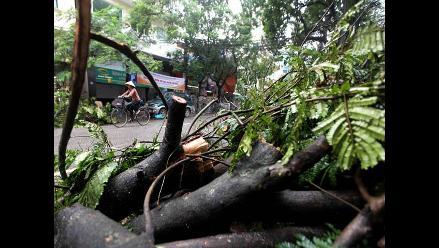 ´Ophelia´ pierde fuerza y se transforma en tormenta tropical
