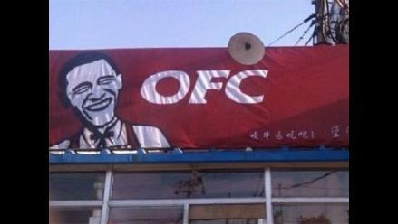 Restaurante en China con el nombre del presidente Obama desata críticas