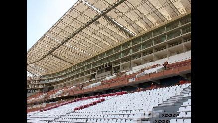 Prohíben el ingreso de licor a los palcos del Estadio Nacional