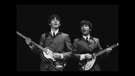 Los Beatles se aburrieron cuando visitaron a Elvis